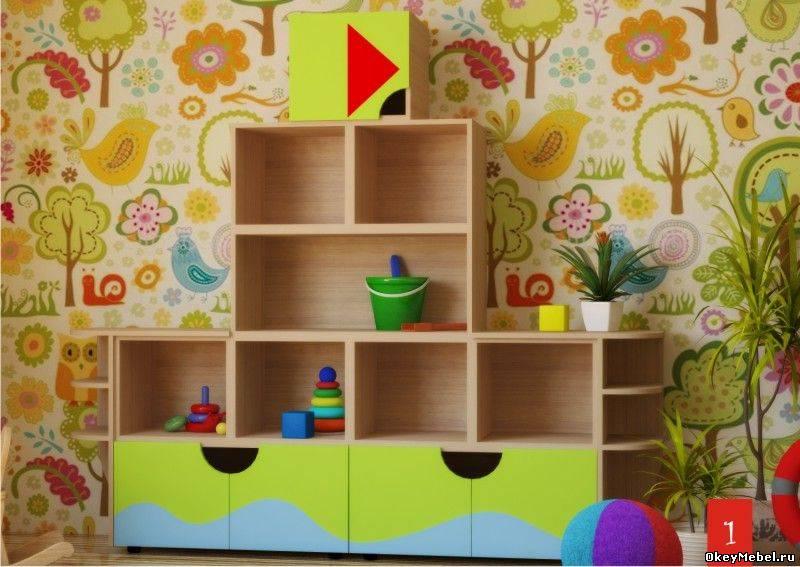 Мебель для детского сада - каталог мебели.