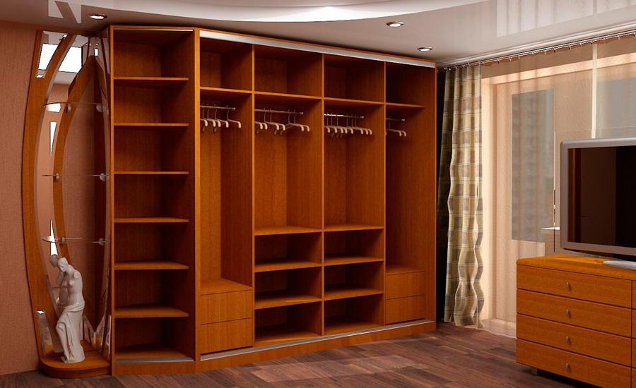 Шкафы-купе на заказ в калининграде - каталог мебели.
